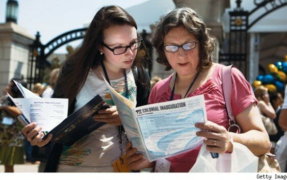 Generation Gap: What are the Parent-Child Misunderstandings of College Admission?